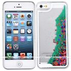 Stars Bling Dynamic Liquid Quicksand Case Cover For iPhone 5/5S/6/6 Plus