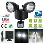 Dual Security Detector Solar Spot Light Motion Sensor Outdoor 22 LED Floodlight  cheap