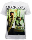 Authentic MORRISSEY Jukebox Slim-Fit T-Shirt White S-2XL NEW
