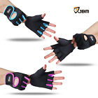 Cycling Gloves Bicycle Motorcycle Sport Gel Half Finger Gloves M-L Size New