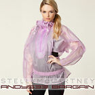$320 Adidas Stella McCartney Women Run Image Jacket Windbreaker Shell 2XS XS S M
