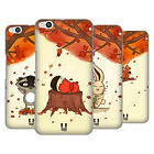HEAD CASE DESIGNS AUTUMN CRITTERS HARD BACK CASE FOR HTC ONE X9