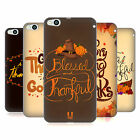 HEAD CASE DESIGNS THANKSGIVING TYPOGRAPHY SOFT GEL CASE FOR HTC ONE X9