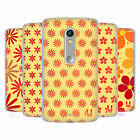HEAD CASE DESIGNS FLORAL PATTERN SOFT GEL CASE FOR MOTOROLA MOTO X PLAY