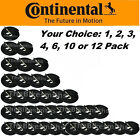 MultiPak BULK Continental Race 28 700x 18-23-25 60mm Presta Valve Road Bike Tube