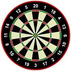Dart Board Decal Bumper Sticker