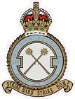 Royal Air Force ( RAF ) 349th Squadron Decal / Sticker