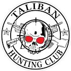 Taliban Hunting Club Decal / Sticker