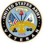 U.S. Army Veteran Decal / Sticker