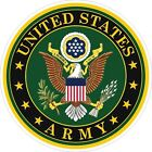 United States Army Symbol Decal / Sticker