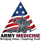 U.S. Army Medical Corps New Decal / Sticker