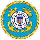 United States Coast Guard Seal Decal / Sticker