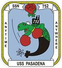 USS Pasadena Decal / Sticker