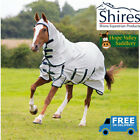 Shires Sweet Itch (Sweet-Itch) Combo Fly Rug (9321) - FREE UK DELIVERY