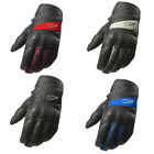Men's Fulmer GS12 Sportsman Leather Gloves Motorcycle Riding Gloves