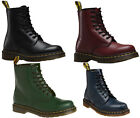 Mens Womens Dr Martens 1460 Classic 8 Eyelet Lace Up Leather Boots Sizes 3 to 14