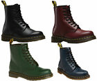 Mens Womens Dr Martens 1460 Classic 8 Eyelet Lace Up Leather Boots Sizes 3 to 12