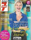 TELE 7 JOURS N°2884 5 SEPTEMBRE 2015 BIRABEN/BAYE/ MOIRE/GAME OF THRONES/ CASTLE