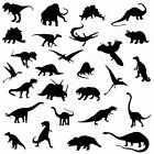 27 DINOSAURS JURASSIC PARK Kids' Room Decals Mural Wall Art Stickers (KS2)