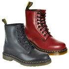 Dr Martens 1460 Smooth Leather Boots Mens Womens Unisex 8 Eyelet Boot
