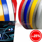 Self-Adhesive REFLECTIVE Safety Stripe Car Body Styling TAPE Decal Vinyl Sticker