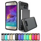 Hard  Heavy Duty Cover Slide Armor Case for Samsung S4