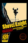 RGC Huge Poster - Shovel Knight NES Retro Art Playstation PS4 - SHK015