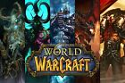 RGC Huge Poster - World of Warcraft Art PC WOW - WAR043