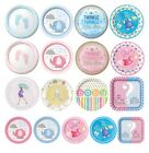 BABY SHOWER PLATES - Tableware, 7in 9in Plates, Pink, Blue, Unisex, Party,Side