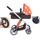 Baby Stroller Wheels Dustproof Protection Cover Oxford Cloth for Pram Pushchair