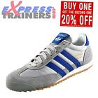 Adidas Originals Junior Kids Classic Casual Retro Trainers Solar Grey