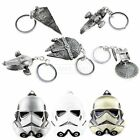 Star Wars Series Keychain Metal Key Chain Keyring Gift New $2.44 CAD