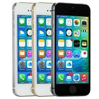 Apple iPhone 5s 16GB Smartphone - Gray Silver Gold - GSM Factory Unlocked 4G A