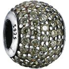 New Fashione Silver Bead Fit European jewellery 925 sterling silver barcelet CA