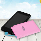 Credit Card Size Portable 1800MAH Power Bank Backup Battery Charger