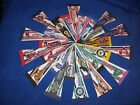 "Pick Your Team: RARE Vintage 1990's MLB 4"" X 9"" Mini Pennant Flag on Ebay"