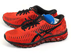 Asics Gel-Quantum 360 Orange/Black/Onyx Expert Running Shoes 2016 T5J1N-0990