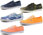 Vans Authentic Lo Pro Unisex Plimsolls / Trainers ALL SIZES AND COLOURS