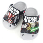 Star Wars Gray Crocs Style Comfortable Synthetic Kids Beach Sandal Slippers