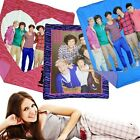 One Direction 1D Fleece Plush 50X60 Throw Cuddle Blankets - In 3 Styles
