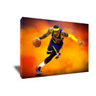 Cleveland Cavaliers LEBRON JAMES Beast Poster Painting Photo on CANVAS Wall Art on eBay