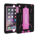 KIDS HEAVY DUTY SHOCKPROOF STAND CASE COVER FR APPLE iPad 4 3 2 &Mini &2018 9.7