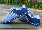 Men's Summer Casual Lace-up Breathable Mesh Running Shoes Beach Vacation Shoes