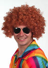 Unisex Afro Crazy Disco Funny Funky Wig Fancy Dress Party Stylex Party Branded