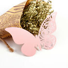 20PCS Butterfly Wedding Birthday Party Gift Meal Table Place Setting Name Cards