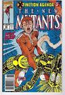 The New Mutants #95 Nov 1990 Marvel Comic Book X-Tinction Agenda Shell Game