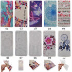 Fashion Cute Design Pattern Soft PU Leather Back Case Cover For Samsung Phone