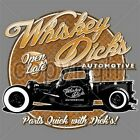Whiskey Dicks T Shirt You Choose Style, Size, Color Up to 4XL Vintage Auto 10437 image
