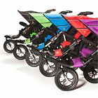 Out N About Nipper 360 Double Buggy V4 Inc Raincover + 2 x Footmuffs, used for sale  Shipping to Ireland