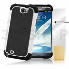 SHOCK PROOF CASE COVER FOR SAMSUNG GALAXY NOTE 2 3 4